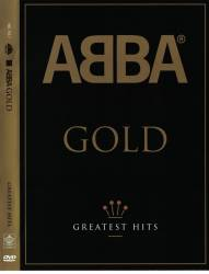 DVD ABBA - GOLD - GREATEST HITS