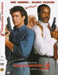 DVD MAQUINA MORTIFERA 3 - LEGENDADO