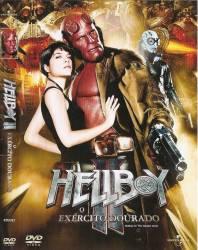 DVD HELLBOY 2 - O EXERCITO DOURADO