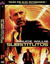 DVD SUBSTITUTOS - BRUCE WILLIS