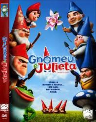 DVD GNOMEU E JULIETA - 2011