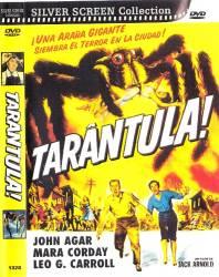 DVD TARANTULA - JOHN AGAR - 1955