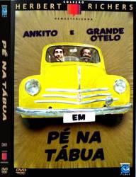 DVD PE NA TABUA - GRANDE OTELO - 1957