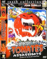 DVD O ATAQUE DOS TOMATES ASSASSINOS - 1978