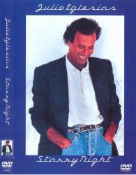 DVD JULIO IGLESIAS - STARRY NIGHT