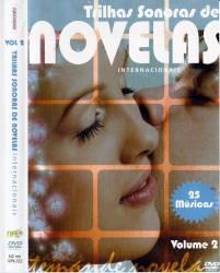 DVD TRILHAS SONORAS DE NOVELAS INTERNACIONAIS - VOL. 2