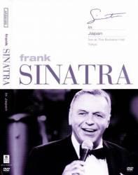 DVD FRANK SINATRA IN JAPAN - SHOW