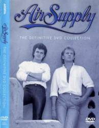 DVD AIR SUPPLY - THE DEFINITIVE DVD COLLECTION
