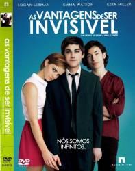 DVD AS VANTAGENS DE SER INVISIVEL - EMMA WATSON