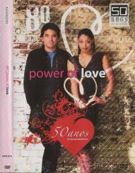 DVD 80 POWER OF LOVE