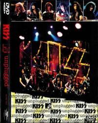 DVD KISS - UNPLUGGED