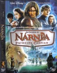 DVD AS CRONICAS DE NARNIA - PRINCIPE CASPIAN