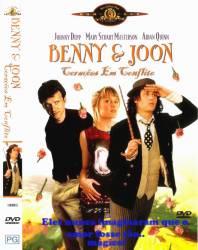 DVD BENNY & JOON - CORAÇOES EM CONFLITO - JOHNNY DEPP