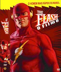 DVD THE FLASH - 1990