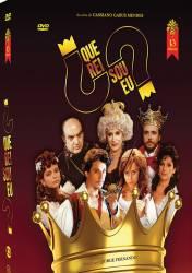 DVD QUE REI SOU EU - 1989 - 13 DVDs