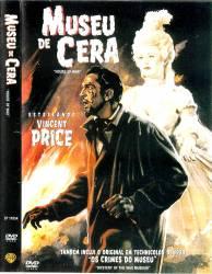 DVD MUSEU DE CERA - 1953