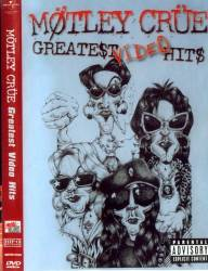 DVD MOTLEY CRUE - GREATEST VIDEO HITS