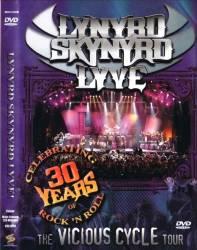 DVD LYNYRD SKYNYRD LIVE 30 ANOS