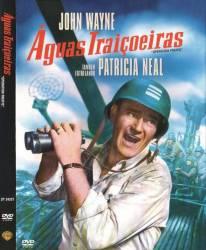 DVD AGUAS TRAIÇOEIRAS - JOHN WAYNE