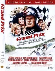 DVD GRAND PRIX - 1966 - DUPLO