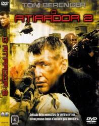 DVD O ATIRADOR - 2 - TOM BERENGER