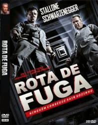 DVD ROTA DE FUGA - SCHWARZENEGGER e STALLONE