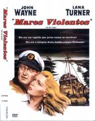 DVD MARES VIOLENTOS - JOHN WAYNE - 1955