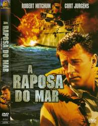 DVD A RAPOSA DO MAR - ROBERT MITCHUM - 1957