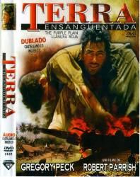 DVD TERRA ENSANGUENTADA - GREGORY PECK - 1954