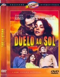 DVD DUELO AO SOL - GREGORY PECK - 1946