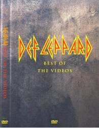 DVD DEF LEPPARD - BEST OF THE VIDEOS