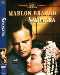 DVD SAYONARA - MARLON BRANDO