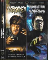 DVD O LOBISOMEM / FRANKENSTEIN ENCONTRA O LOBISOMEM - DVD 2X1