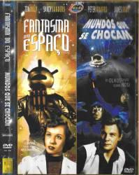 DVD FANTASMA DO ESPAÇO / MUNDOS QUE SE CHOCAM - DVD 2X1