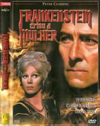 DVD FRANKENSTEIN CRIOU A MULHER - 1967