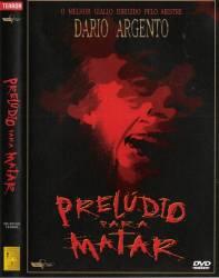DVD PRELUDIO PARA MATAR - DARIO ARGENTO