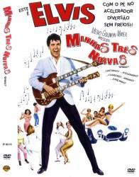DVD ELVIS - MINHAS TRES NOIVAS