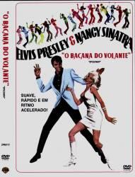 DVD O BACANA DO VOLANTE - ELVIS PRESLEY
