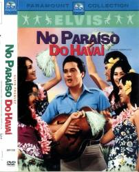 DVD ELVIS - NO PARAISO DO HAVAI