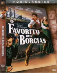 DVD O FAVORITO DOS BORGIAS - TYRONE POWER