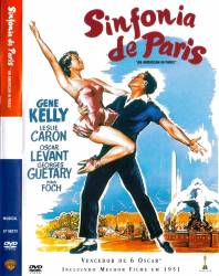 DVD SINFONIA DE PARIS - GENE KELLY