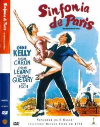 DVD SINFONIA DE PARIS - GENE KELLY