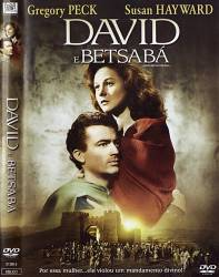 DVD DAVID E BETSABA - GREGORY PECK