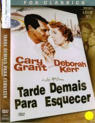 DVD TARDE DEMAIS PARA ESQUECER - CARY GRANT