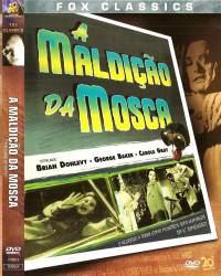 DVD A MALDIÇAO DA MOSCA - 1965