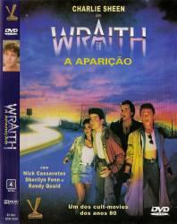DVD A APARIÇAO - CHARLIE SHEEN - 1986