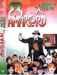 DVD AMARCORD - 1973