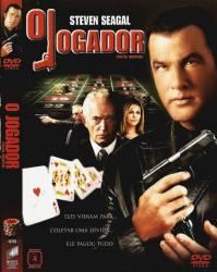 DVD O  JOGADOR - STEVEN SEAGAL
