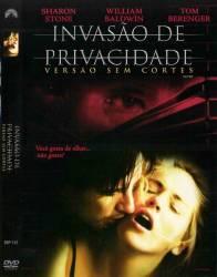 DVD INVASAO DE PRIVACIDADE - SHARON STONE