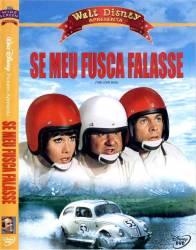 DVD SE MEU FUSCA FALASSE - 1968